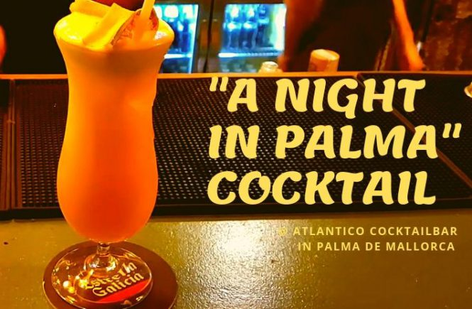 A Night in Palma Cocktail Recipe