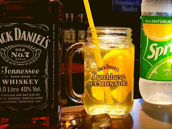 Lynchburg Lemonade recipe