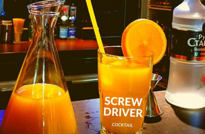 Screwdriver Cocktail Recipe