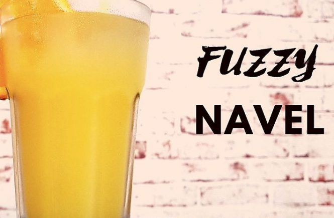 Fuzzy Navel Recipe