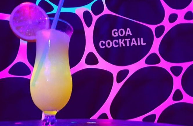 Goa Cocktail Recipe