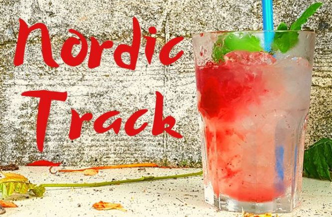 NORDIC TRACK COCKTAIL Recipe from Swede