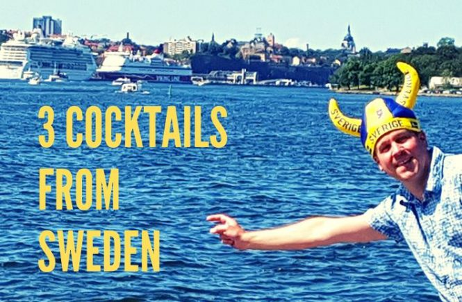 Sweden Cocktail Recipes