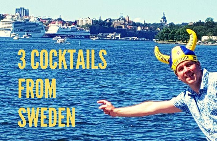 Sweden Cocktail Recipes