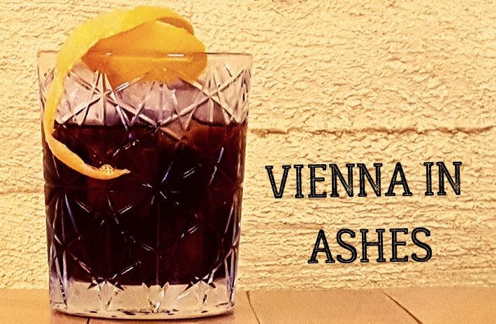 VIENNA IN ASHES COCKTAIL Recipe
