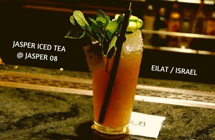 Jasper Iced Tea Cocktail