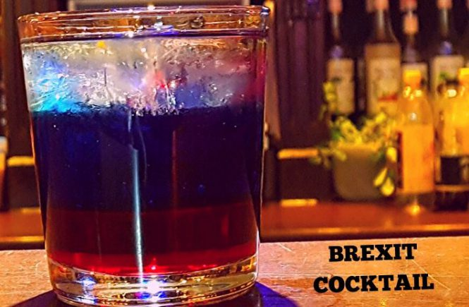 Brexit Cocktail