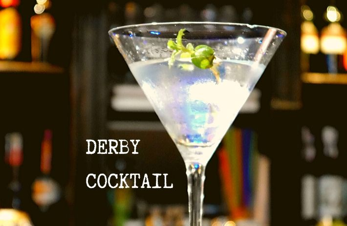 How to make the Derby Cocktail