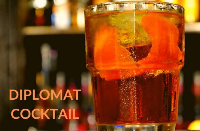 DIPLOMAT COCKTAIL