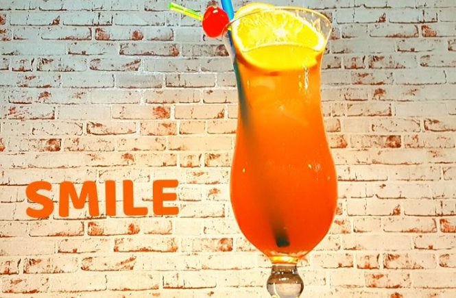 Smile Cocktail
