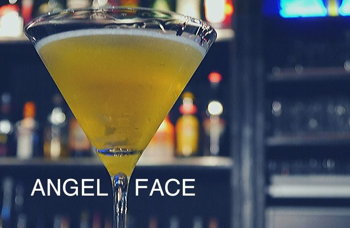 ANGEL FACE COCKTAIL Recipe