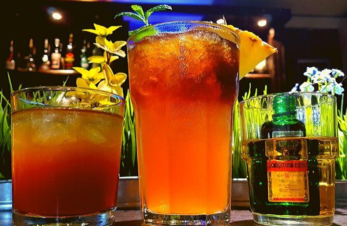 3 Cocktails with Jägermeister