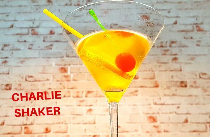 Charlie Shaker Cocktail