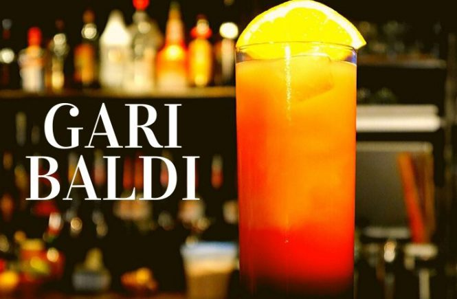 GARIBALDI COCKTAIL Recipe
