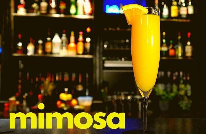 Momosa Cocktail Recipe