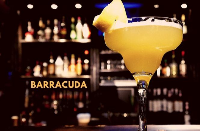 BARRACUDA COCKTAIL Recipe