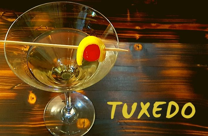 TUXEDO COCKTAIL Recipe