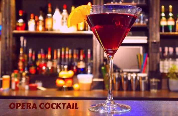 Opera Cocktail