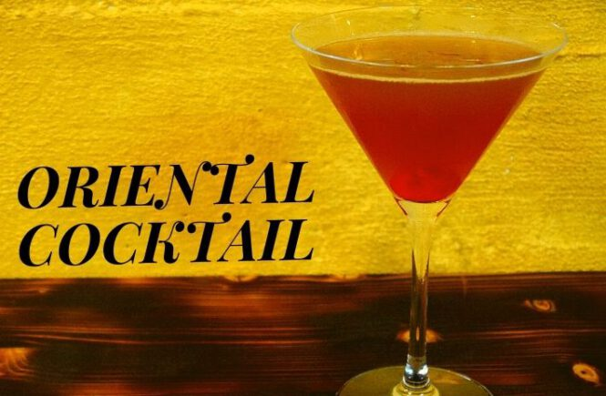 ORIENTAL COCKTAIL Recipe