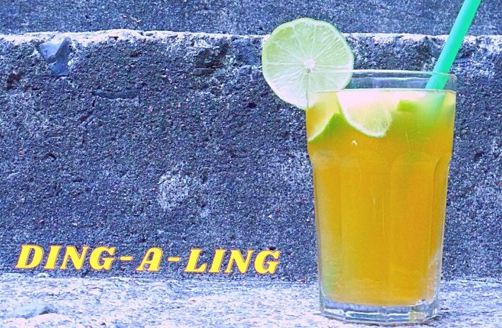 DINGELING COCKTAIL Recipe