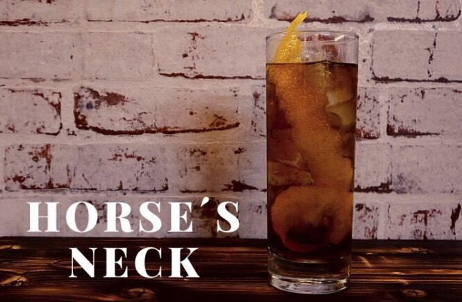HORSE`S NECK COCKTAIL Recipe