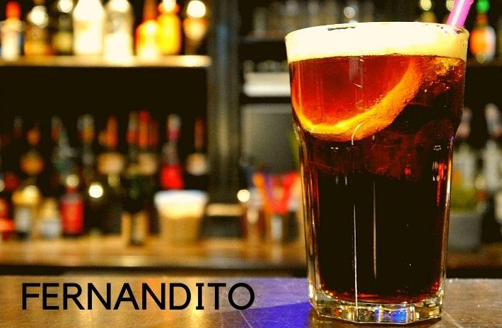 FERNANDITO COCKTAIL Recipe