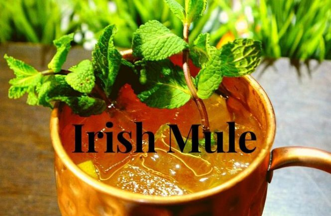 How to make the Irish Mule cocktail