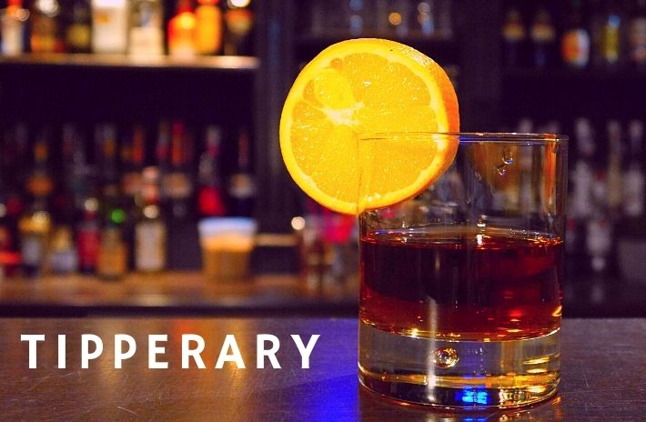 TIPPERARY COCKTAIL Recipe