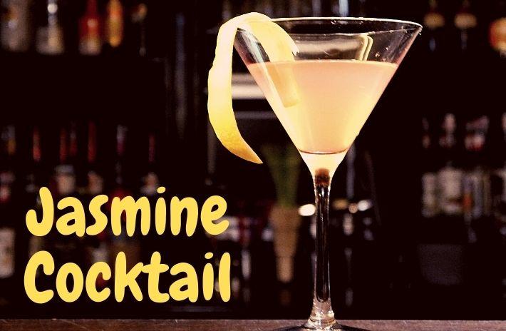 JASMINE COCKTAIL Recipe