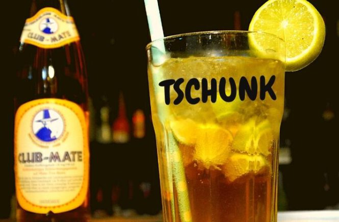 TSCHUNK COCKTAIL Recipe