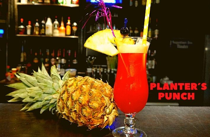 PLANTER´S PUNCH COCKTAIL Recipe
