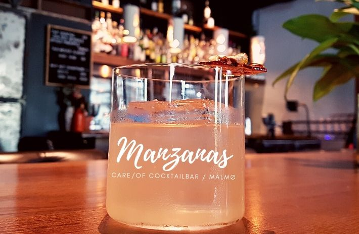 How to make the Manzanas Cocktail