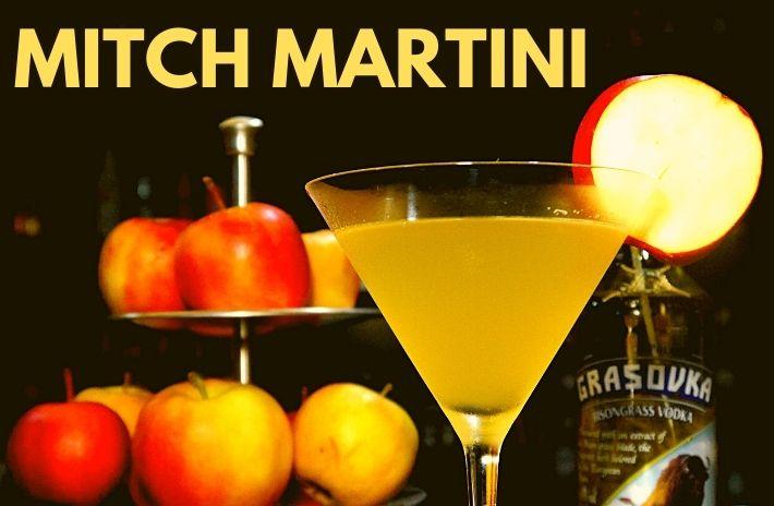 MITCH MARTINI COCKTAIL Recipe
