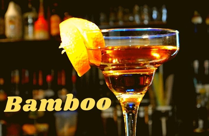 Bamboo Cocktail