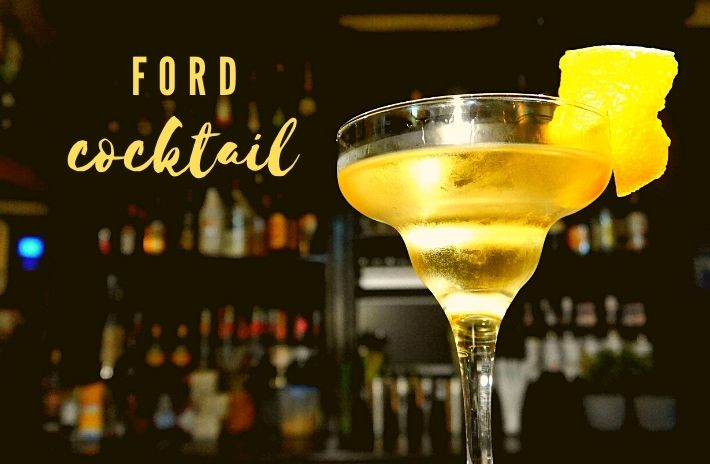 FORD COCKTAIL Recipe