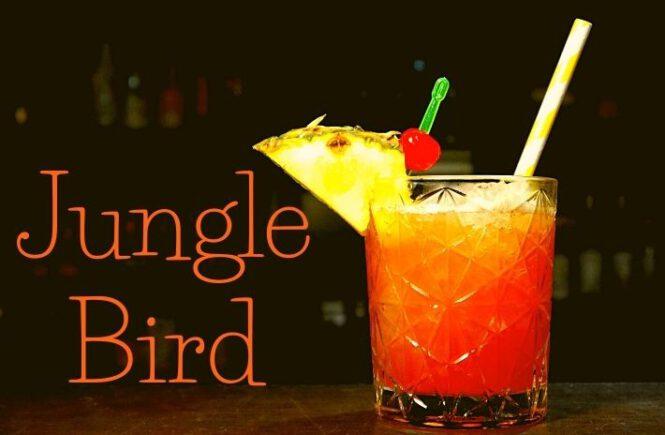 JUNGLE BIRD COCKTAIL Recipe
